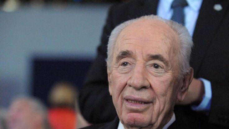 Quién fue Shimon Peres El fallecido ex presidente de Israel y ferviente partidario de la paz - Teletrece