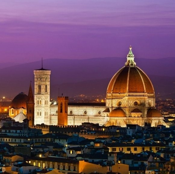 The Duomo, Florence. Gabriels Inferno by Sylvain Reynard