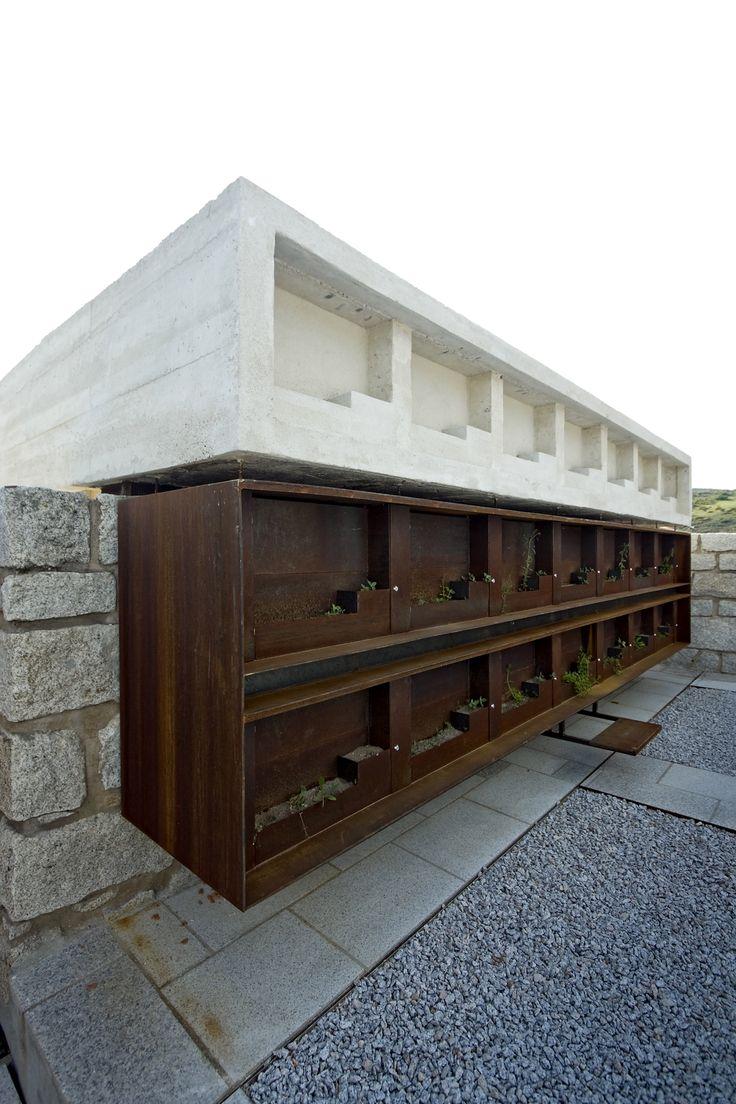 Galería de Columbario en Robregordo / MUKA Arquitectura - 27