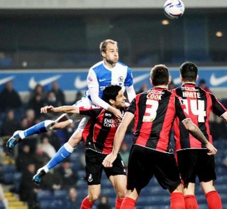 Lancashire Telegraph: PLAYER RATINGS: Blackburn Rovers v Bournemouth
