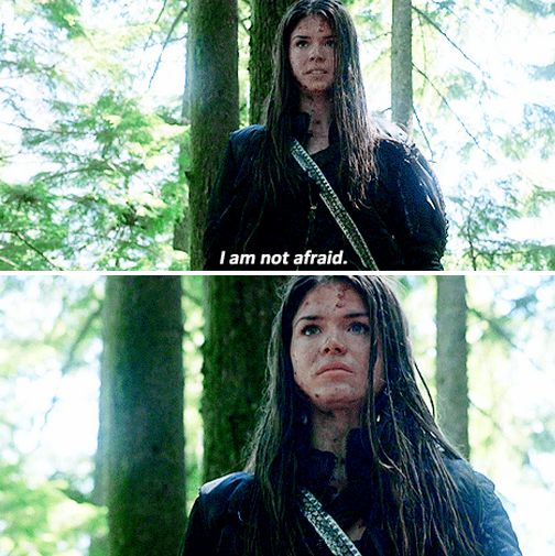 [gifset] #2x03 #Reapercussions #OctaviaBlake   I LOVE O so, so much!