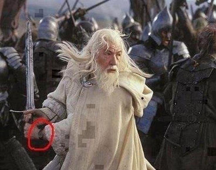 Wenn Gandalf plötzlich ne Rolex trägt - Diese 11 Film-Fehler gingen so richtig in die Hose. | LikeMag