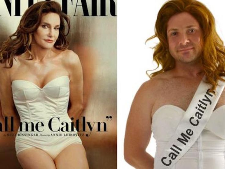 'Call Me Caitlyn' Is This Year's #1 Halloween Costume