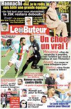 Le Buteur : Football Algérien et International, transfert, classement, Vidéo, toute l'actualité sportive et les résultats en direct