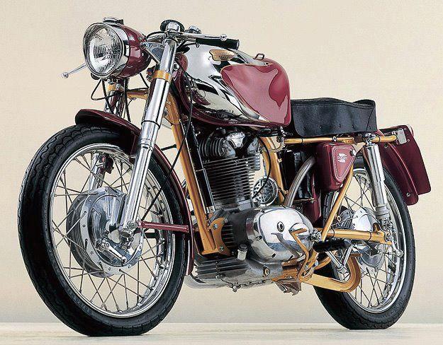 Ducati Elite.