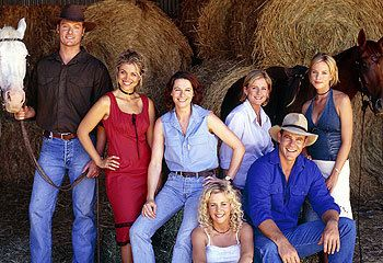 McLeod's Daughters....an Australian series available on Netflix. So Addicted!!!