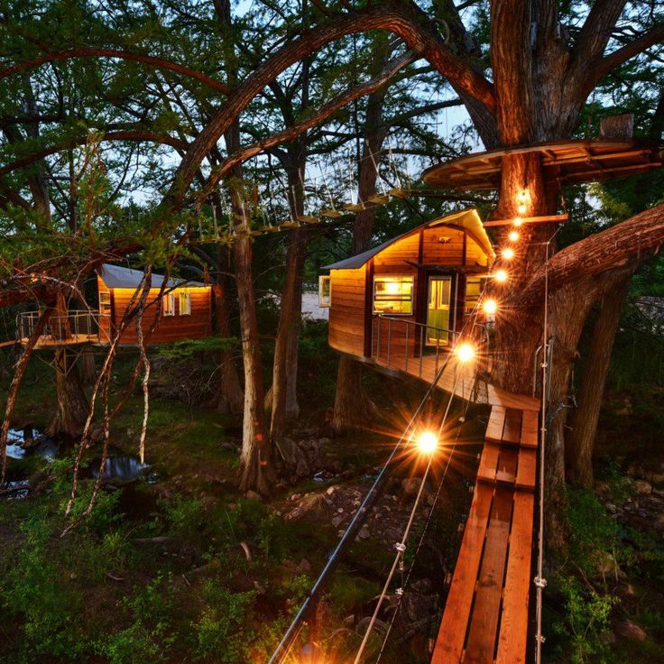 10 Amazing Treehouses You Can Actually Stay In | The Best American Winter Road Trips | Outside Online