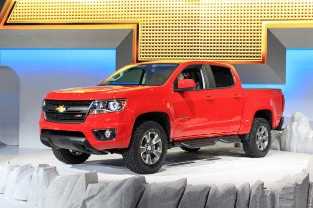 2015 Chevy Colorado – Price and Release date