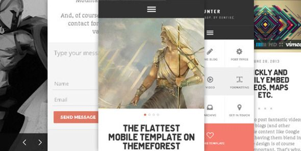 This Deals HUNTER - a retina-ready HTML5+CSS3 mobile templateyou will get best price offer lowest prices or diccount coupone