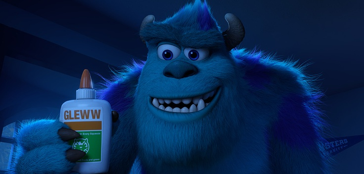 Was hat Sulley wohl vor? - Die Monster Uni #DieMonsterUni ©Disney•Pixar