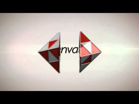 Polygon Shape Logo | After Effects Project | Videohive 9953571