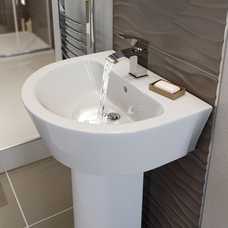 The UK Full Pedestal Basins shop. A huge range of Full Pedestal Basins at crazy prices. In stock for next day delivery. We will not be beaten on Price!