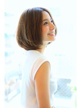 オトナ女性・30代40代からおしゃれボブ - 24時間いつでもWEB予約OK!ヘアスタイル10万点以上掲載!お気に入りの髪型、人気のヘアスタイルを探すならKirei Style[キレイスタイル]で。