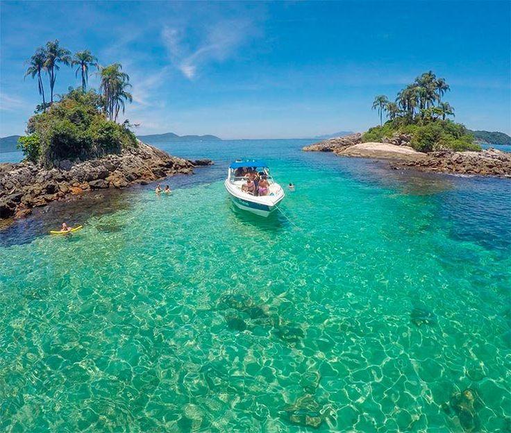 10 praias paradisíacas em pleno eixo Rio - São Paulo                                                                                                                                                      Mais