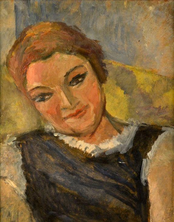 Theodor Pallady - Portret