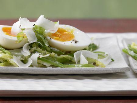 Eiweiß-Diät: Hier werden Lebensmittel mit einem hohen Eiweißgehalt bevorzugt. Probieren Sie unsere leckeren Eiweiß-Diät-Rezepte!