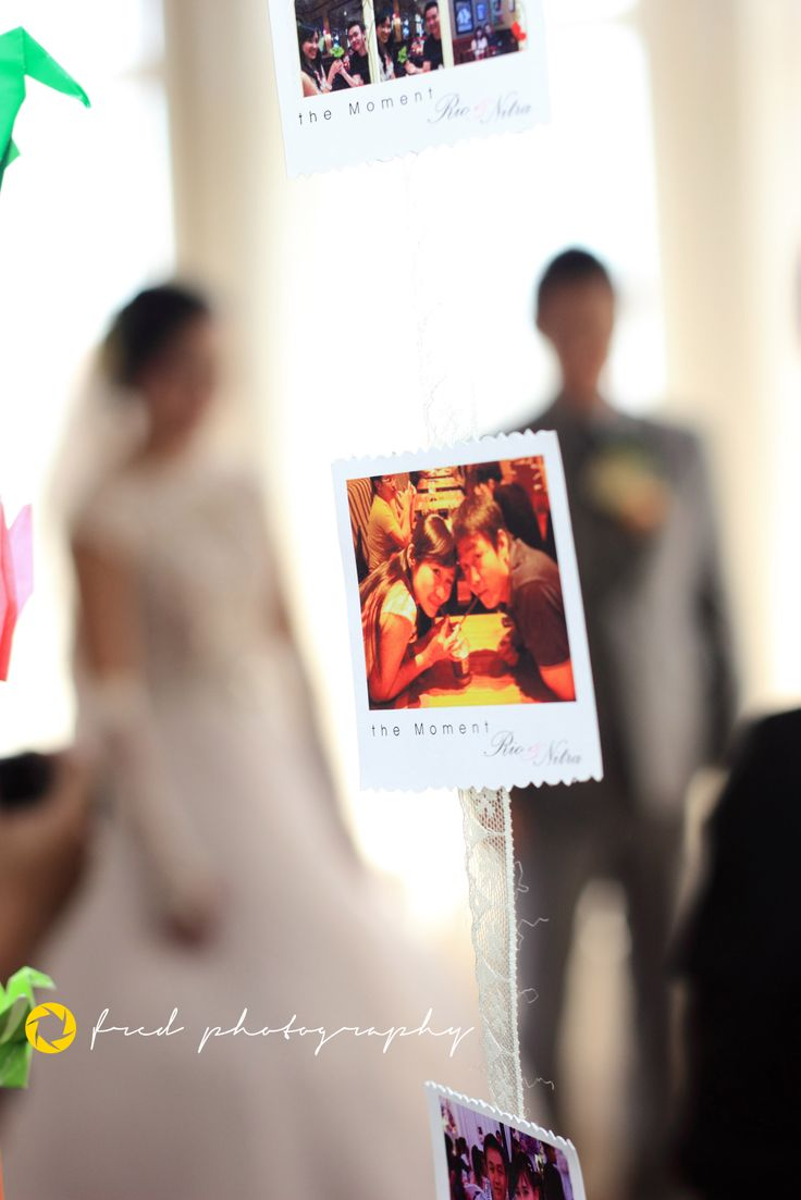 Yanitra & HArio Wedding day, candid by Fred Photography