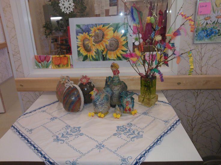 Pääsiäisajan taidetta