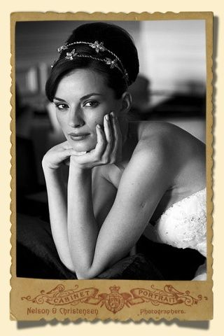 Stacey Hannan Designs - Two Band Grecian Wedding Headpiece, €285.00 (http://www.staceyhannandesigns.com/two-band-grecian-wedding-headpiece/)