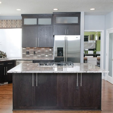 Contemporary Kitchens With Dark Cabinets 13 best top ceiling kitchen cabinets images on pinterest | kitchen
