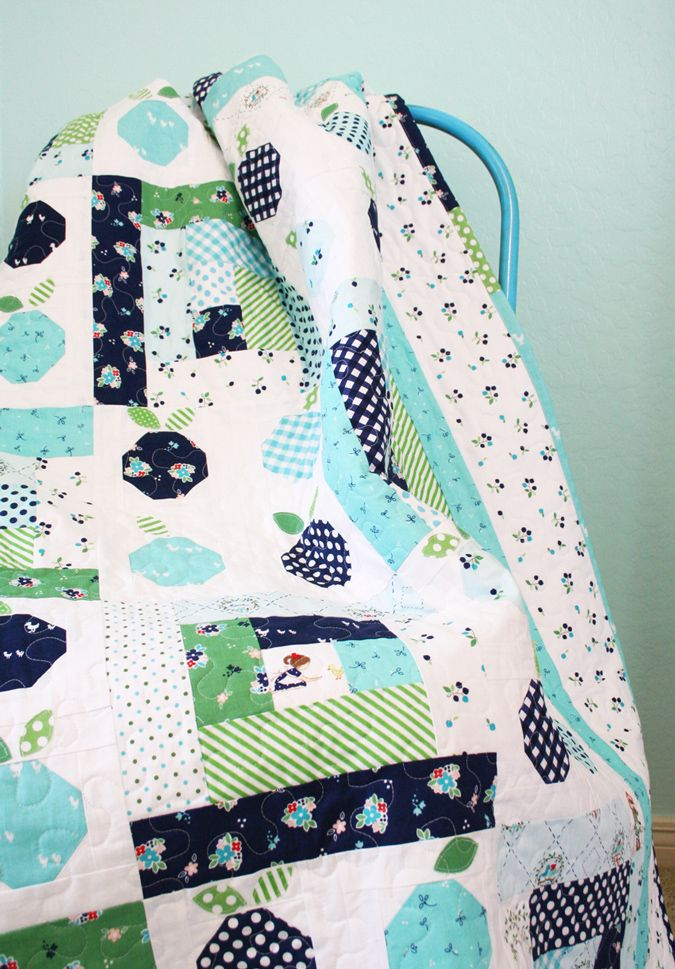 Blueberry Quilt