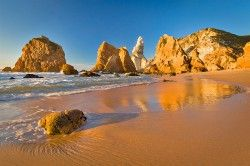 Photo: Praia da Ursa: Sintra's natural treasure | Lisbon: A capital city surrounded by beaches - via Portugal Daily View 26.06.2012 | Lisbon is one of the few European cities with beaches on its doorstep. PDV takes you on a tour of the 10 most beautiful beaches around Portugal's capital.