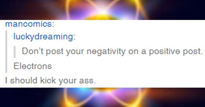 Check out these funny moments from the science side of Tumblr in this funny Smosh gallery!