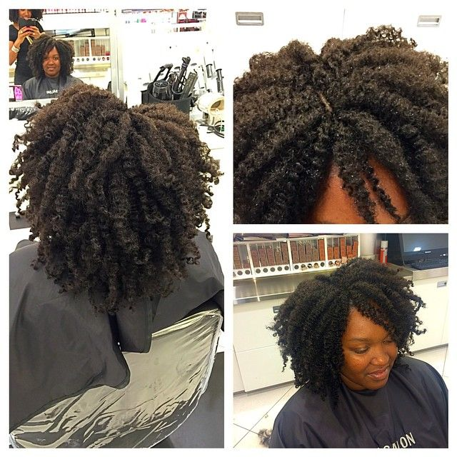 Knot less Crochet Braids-Photo taken by @all_things_virtuous on Instagram, pinned via the