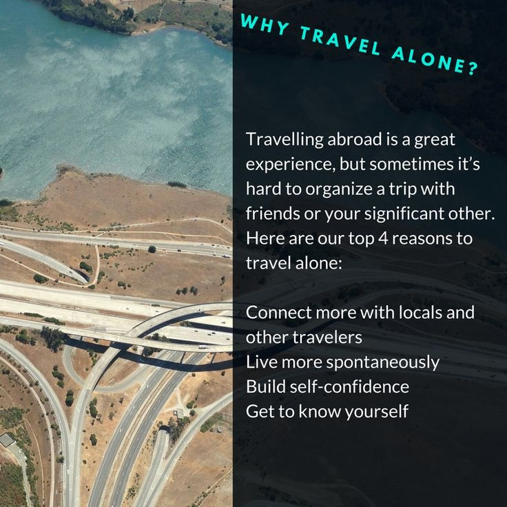Know the top reasons for travelling alone, visit https://www.calforex.com/en/why-travel-aloneTravelling  and come to how it is an extremely rewarding experience to travel alone without someone there with you.