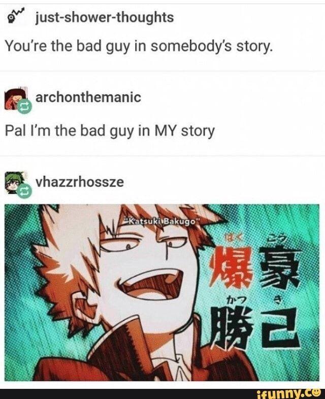 Remedy Katsuki Bakugou X Reader My Hero Academia Episodes Anime Memes Funny My Hero Academia Memes