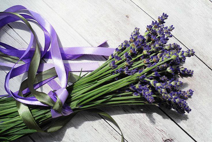Lavendel bukett