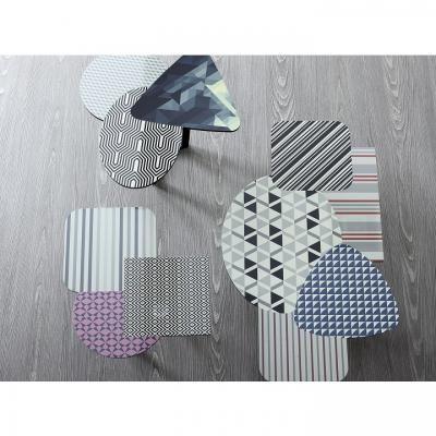 Optický klam a stolek Doppler