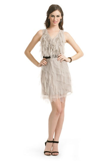 glad I bought this dress...so fun! by Sachin + Babi