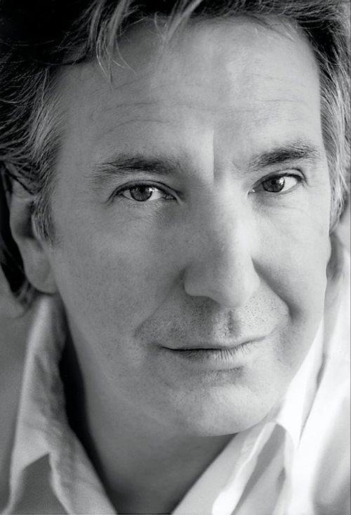 Alan Rickman Daily • Fan Site Tumblr Blog for Alan Rickman