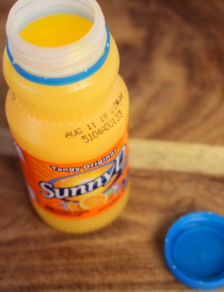 Caribbean Sunrise Layered Mocktail with SunnyD #WhereFunBegins #CollectiveBias #Ad