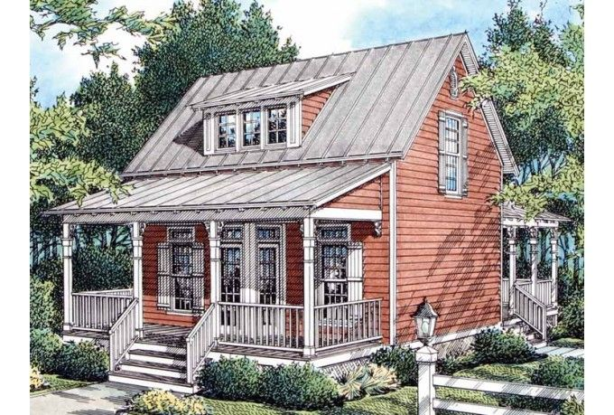 Affordable country style with three bedrooms what 39 s not for Affordable country house plans