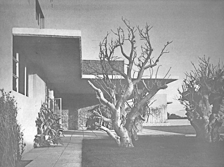 17 best images about eaa arq pt act 15 on pinterest for Jardin 17 luis barragan