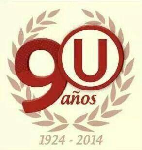 Estan celebrando 90th aniversario. August 07, 2014.