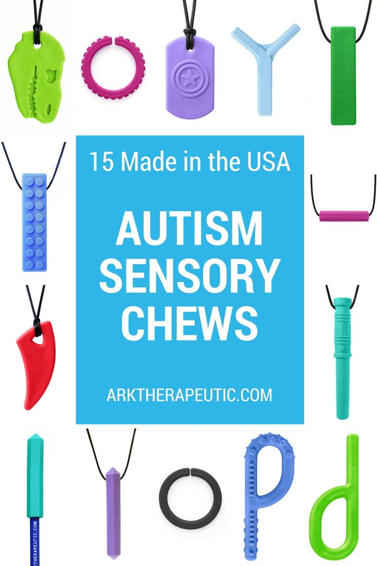 15+ Made in the USA Autism Sensory Chews                                                                                                                                                                                 Más