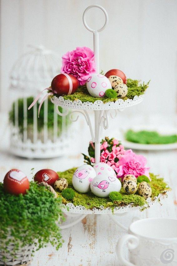 Oltre 25 fantastiche idee su idee pasquali su pinterest - Decorazioni uova pasquali per bambini ...