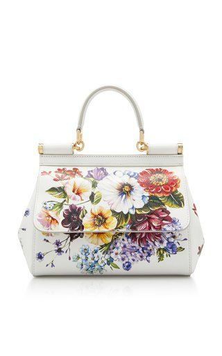 74af427934 Dauphine Sicily Hand-Painted Leather Bag by Dolce   Gabbana SS19 ...