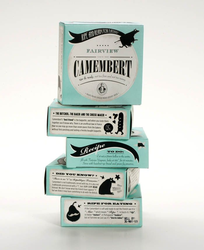 Fairview Camembert