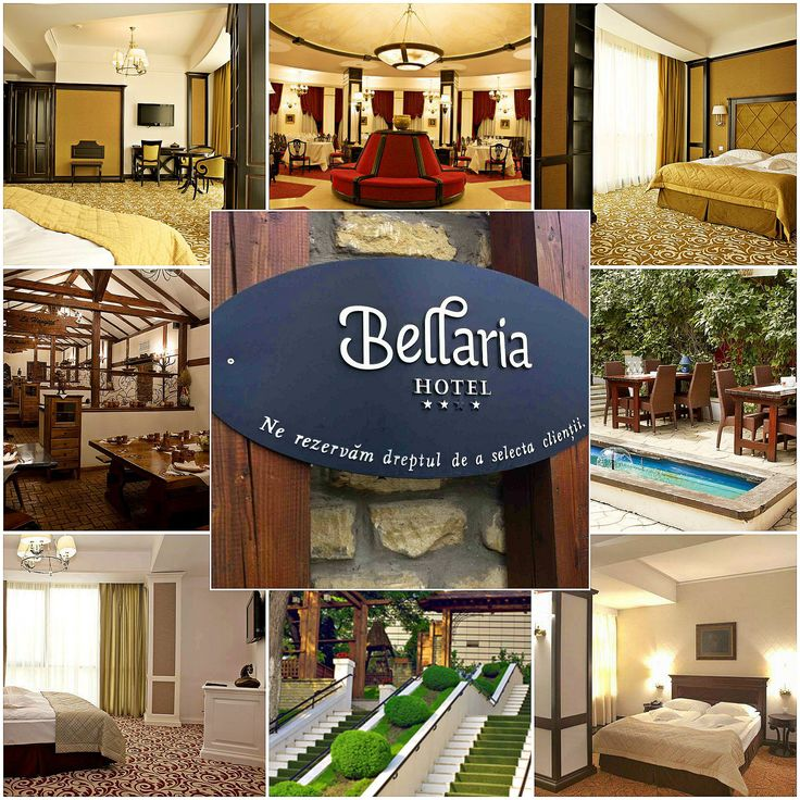 Bellaria Hotel îşi primeşte oaspeţii în 47 camere de 4****, oferind servicii de cazare in Iasi de cea mai înaltă calitate. Conceput pentru a satisface şi cele mai exigenţe şi diverse gusturi, Bellaria este dotat cu tehnologii şi materiale de ultimă generaţie, de o calitate excepţională. Ambientul deosebit se caracterizează prin intimitate şi diversitate, orice client simţindu-se ca acasă în camerele puse la dispoziţie.