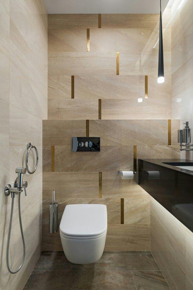 Modern Luxurious Bathroom Bano Pequeno Pero Lujoso Y Moderno