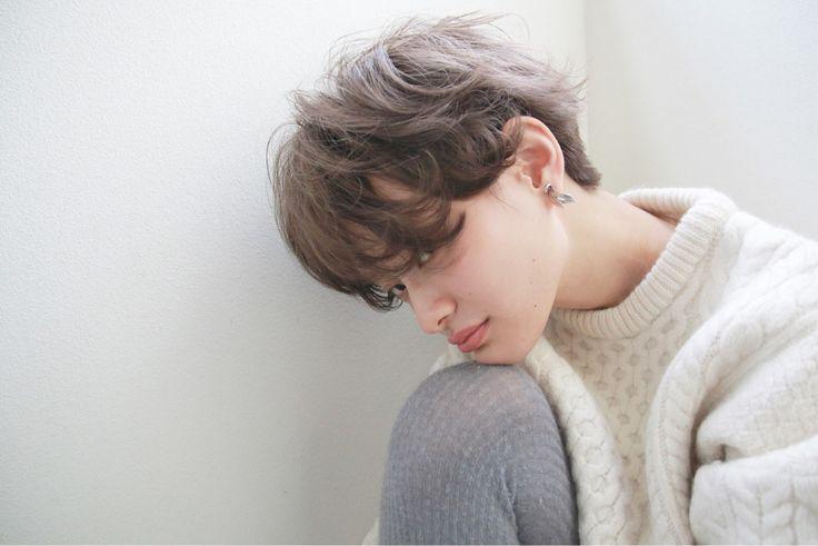 【HAIR】津崎 伸二 / nanukさんのヘアスタイルスナップ(ID:118985)