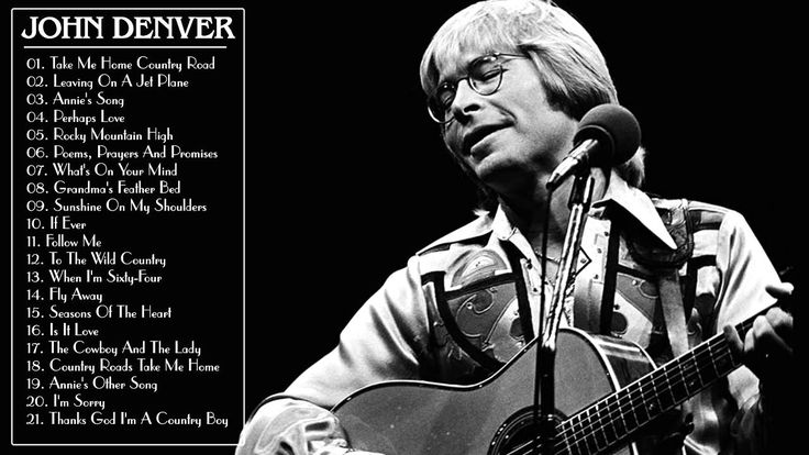 John Denver Greatest Hits || John Denver Best Songs (Full Album)