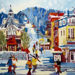 The Shayne Gallery offers a variety of paintings from a wide selection of artists. Come see the beautiful artwork.