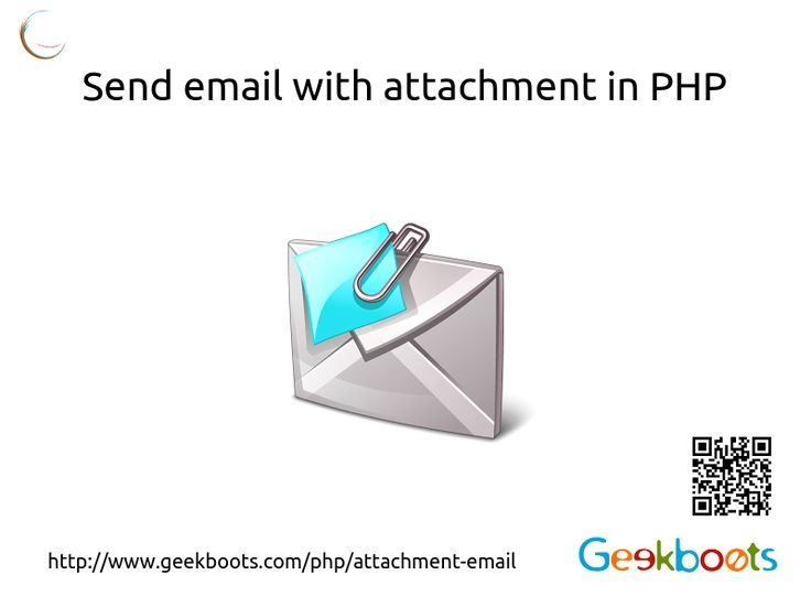 To include an attachment to email, read the data from the specified file into a string, encode it with base64, split it in smaller chunks to make sure that it matches the MIME specifications and then include it as an attachment. #emailwithattachment #email #php #attachment