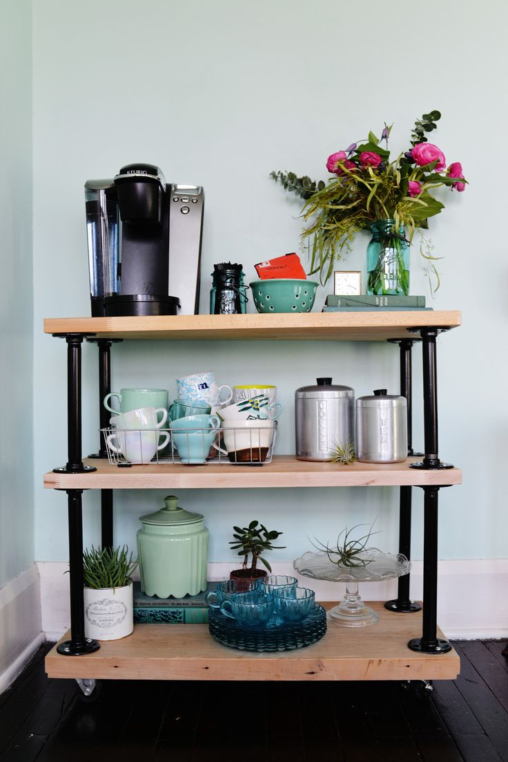 DIY: Kitchen Cart | Farm Fresh Therapy for Homedit.jpg