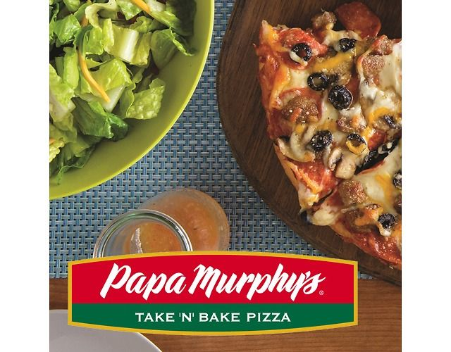 (Today Only) Papa Murphy's | 50% Off Your Online Order Sale (papamurphys.com)